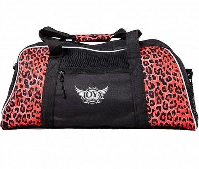 Joya gym bag Leopard