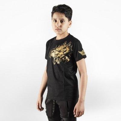 Joya shirt Dragon Gold