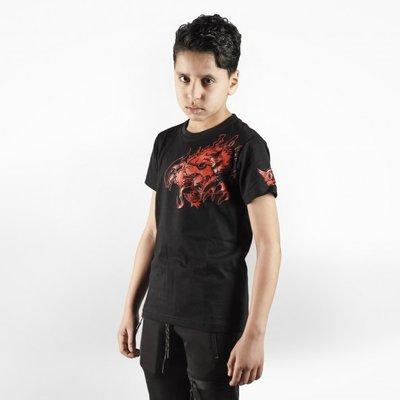 Joya shirt Dragon Red