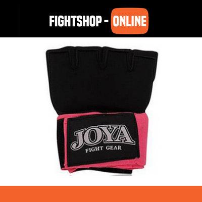 Joya Binnenhandschoenen ''Gel Power'' - Zwart/Roze