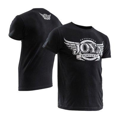 Joya T-Shirt Wings Zwart/Grijs