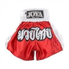 Joya kickboks broekje Red/White