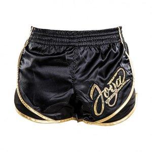Joya kickboks broekje Snake zwart/goud